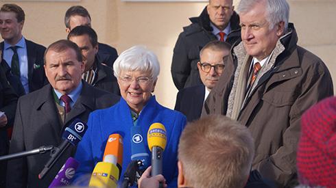 Die 39. Klausurtagung der CSU-Landesgruppe im Deutschen Bundestag hat am Mittwoch, 7. Januar 2015, in Wildbad Kreuth begonnen.