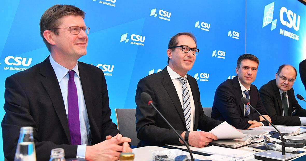 Greg Clark, britischer Minister für Wirtschaft, Energie und Industriestrategie