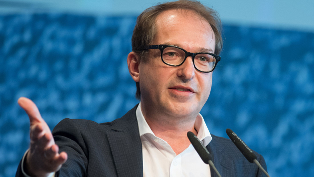 Alexander Dobrindt im Interview