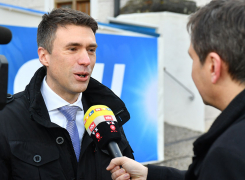 Stefan Müller im Interview